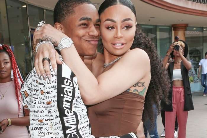 Blac Chyna Might Be Pregnant With YBN Almighty's Baby -- Rob Kardashian Is Said To Be On Edge Over The Report