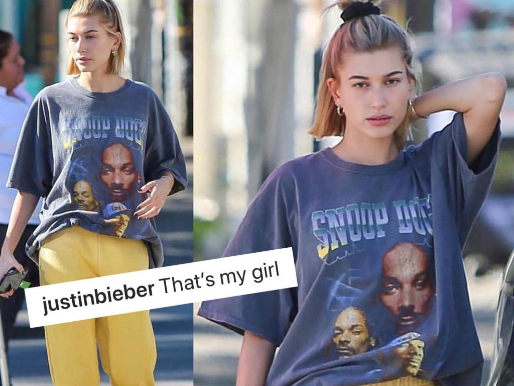 Justin Bieber Clapped Back At Snoop Dog After He Flirted With His Wife, Hailey Baldwin
