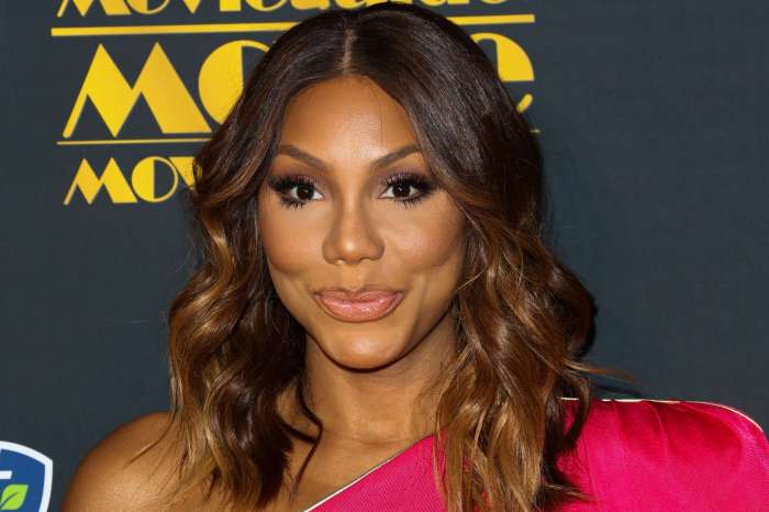 Tamar Braxton's Latest Video Has Fans Accusing Her Of Blasphemy - She Brings Up The Holy Ghost While Showing Off A Fashion Nova Outfit
