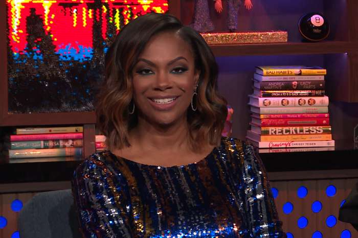 Kandi Burruss Shares More Photos From Her 'Old Lady Gang' Christmas Party With Todd Tucker, Mama Joyce And More