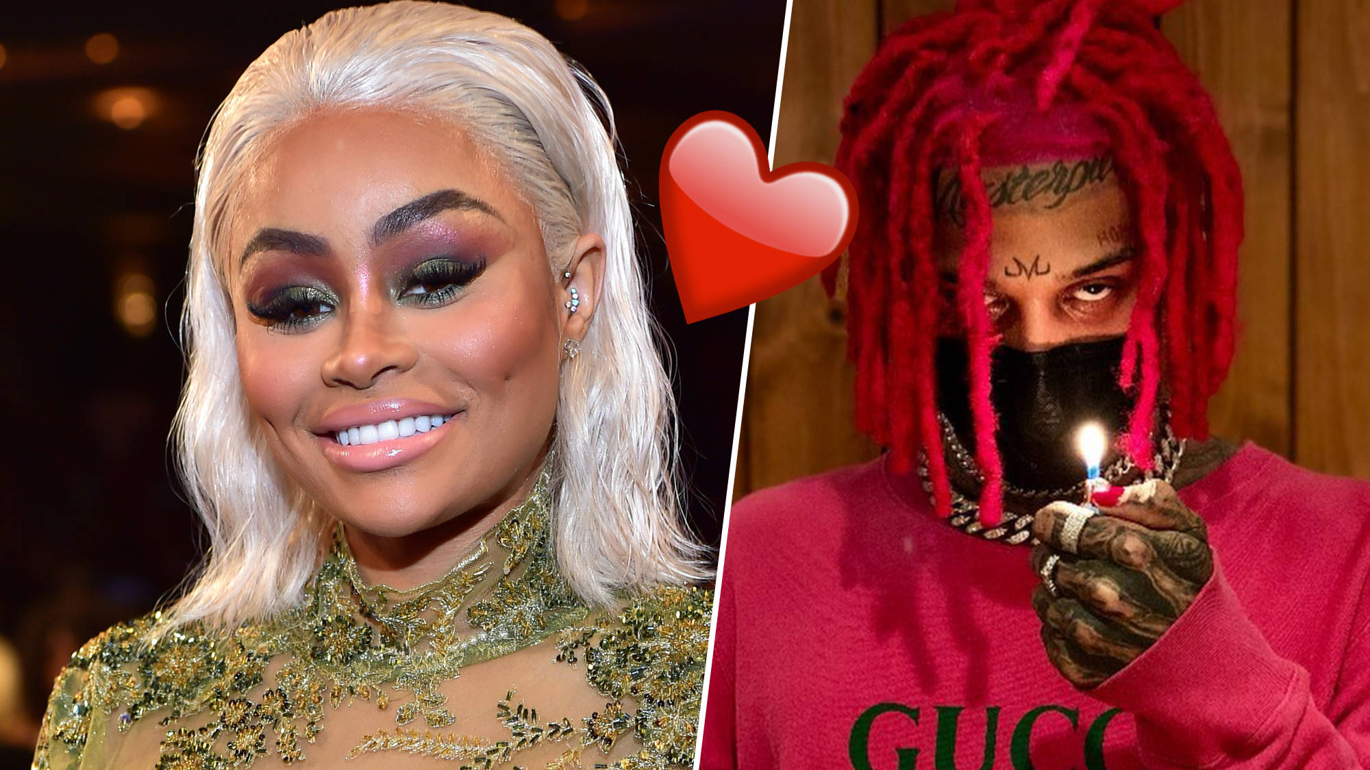 Blac Chyna's Fans Make Fun Of Her New BF, Kid Buu After She Gets Slammed For Making Pregnancy-Related Jokes