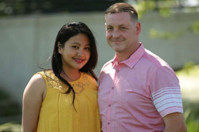 '90 Day Fiance' Stars Eric And Leida Rosenbrook Are The Latest Couple To Leave The Show