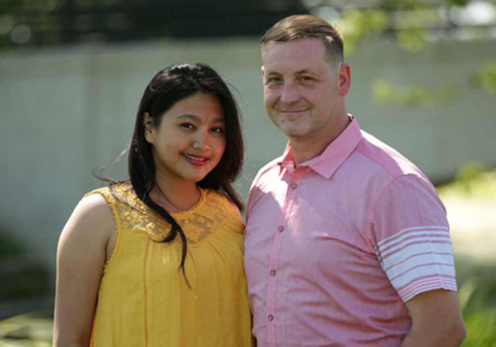 '90 Day Fiance' Stars Eric And Leida Are The Latest Couple To Leave The Show