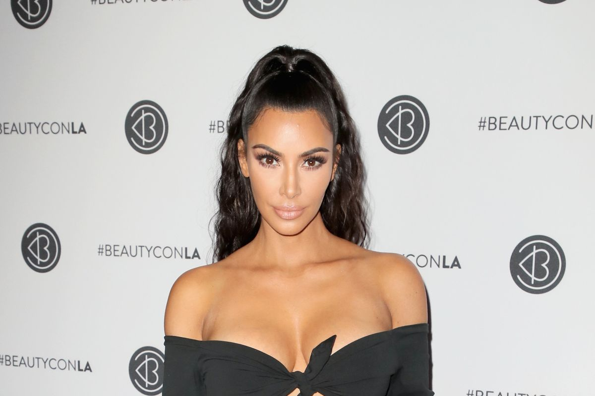 Kim Kardashian Resembles North In Throwback Photo And Fans Love It