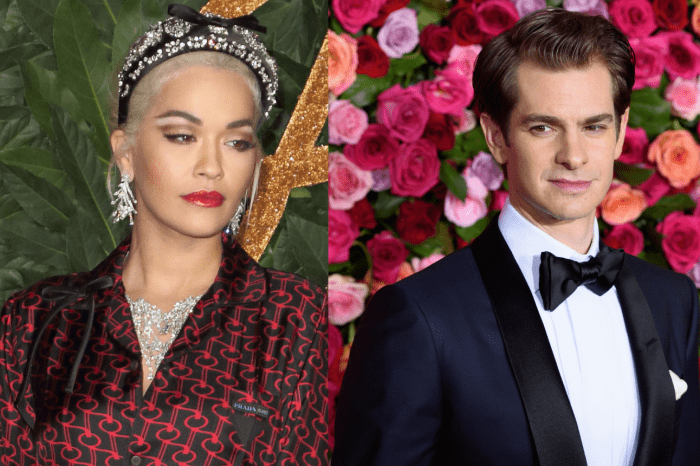 Andrew Garfield And Rita Ora Photographed Christmas Shopping Together Amid Dating Rumors!