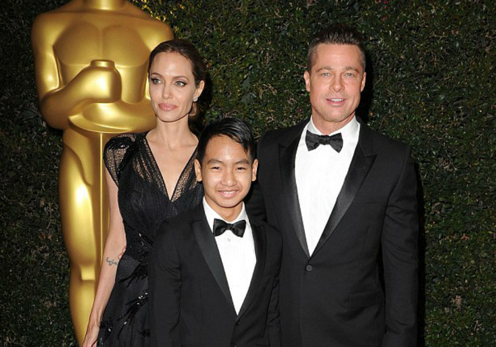 Angelina Jolie Has Reportedly Poisoned Maddox, Pax, And Zahara Against Brad Pitt