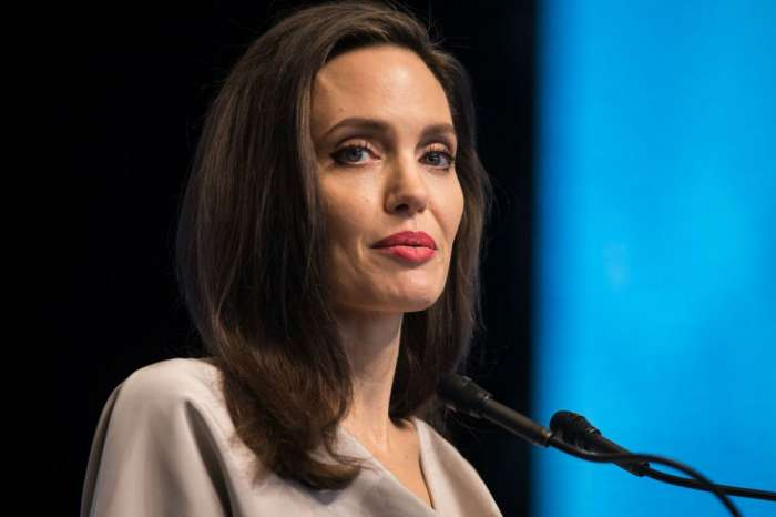 Angelina Jolie Is Reportedly Ready To Tell Her Side Of Her Nasty Split From Brad Pitt