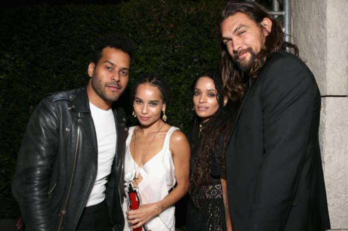 'Aquaman' Jason Momoa Is #RelationshipGoals With His Wife Lisa Bonet's Ex Lenny Kravitz