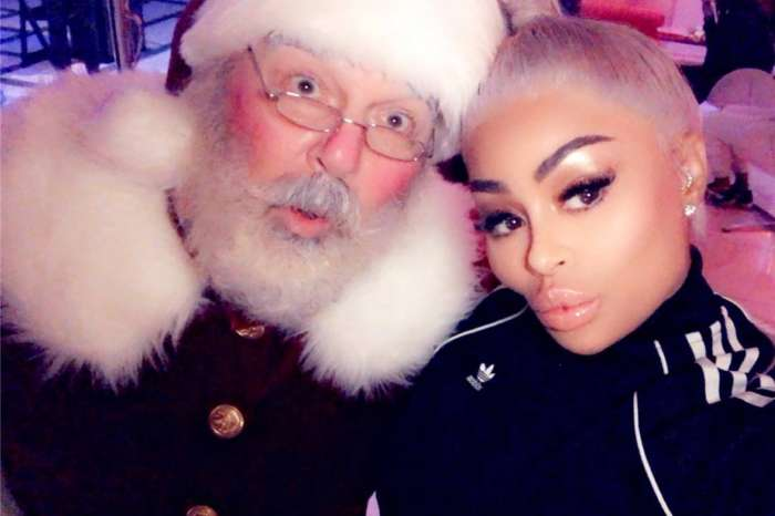 Rob Kardashian Fears That Blac Chyna Will Ruin His Christmas Plans With His Special Little Lady