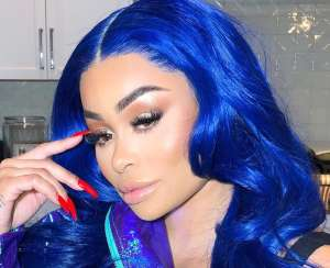 Blac Chyna Debuts New Hair Color Ahead Of Christmas After She Gets Slammed By Ex-Boyfriend YBN Almighty Jay For Getting Over Him So Fast
