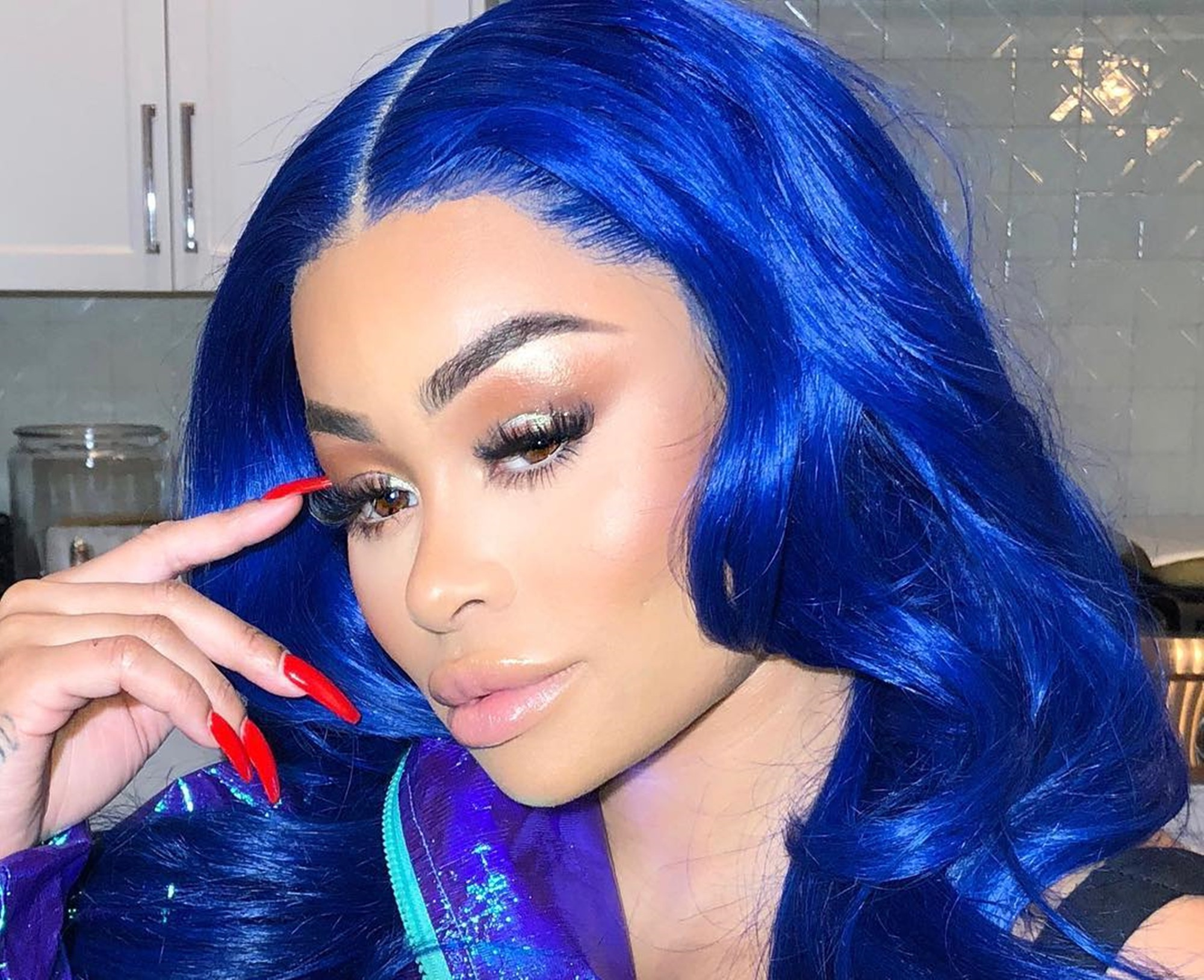 Is a cute Blac Chyna nude photos 2019