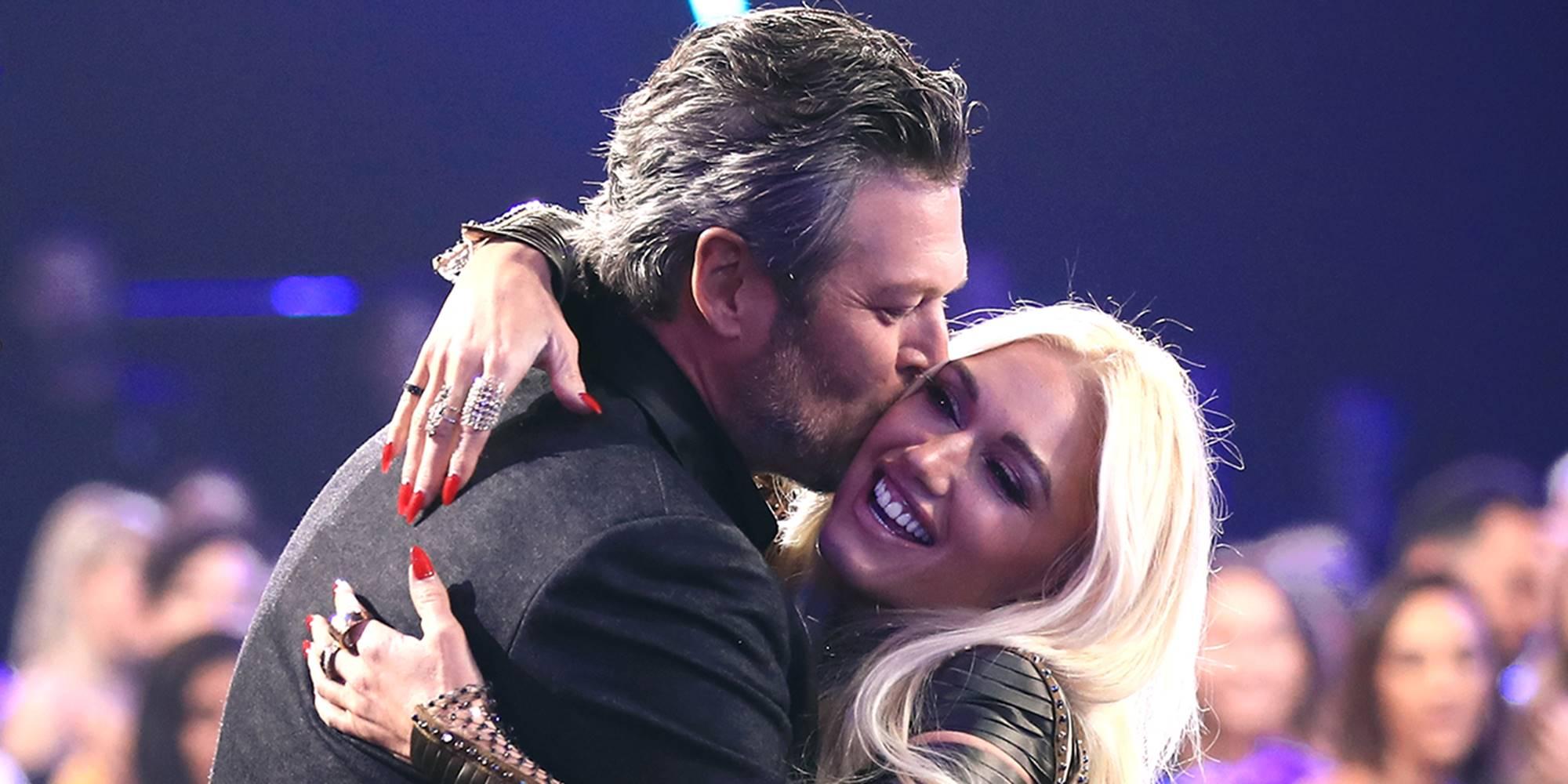 Blake Shelton Gwen Stefani The Voice Marriage