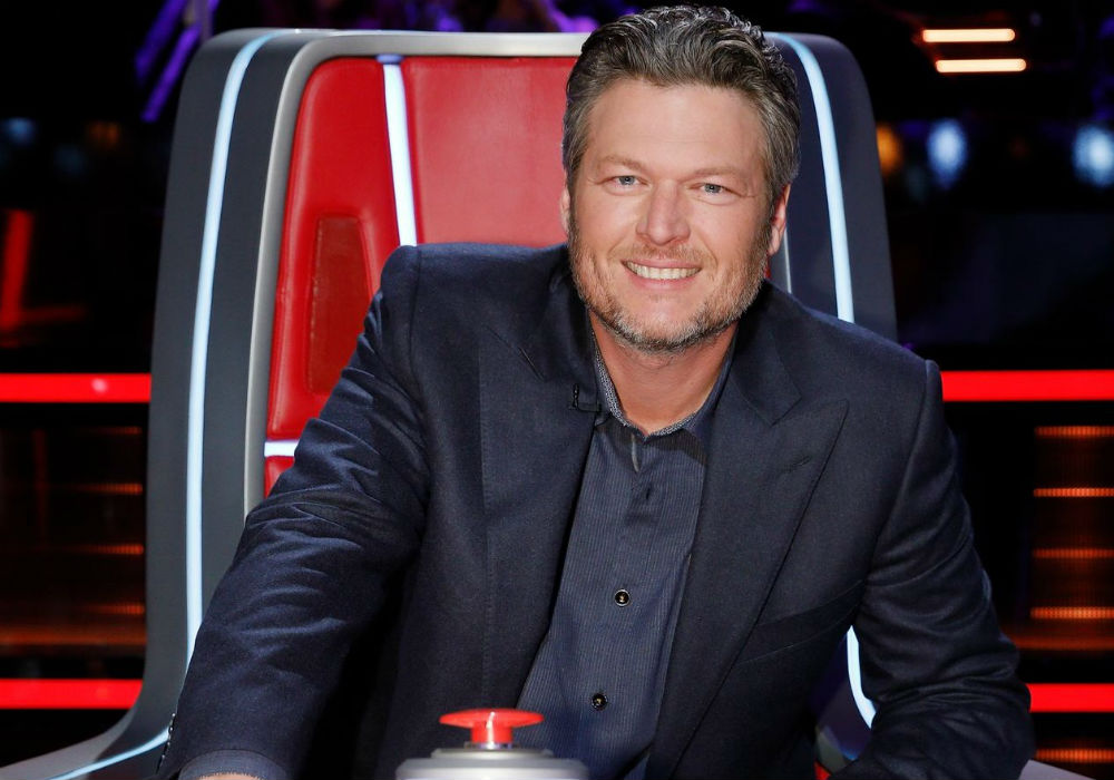 Blake Shelton Proves He Really Is A Gentleman On The Set Of 'The Voice'