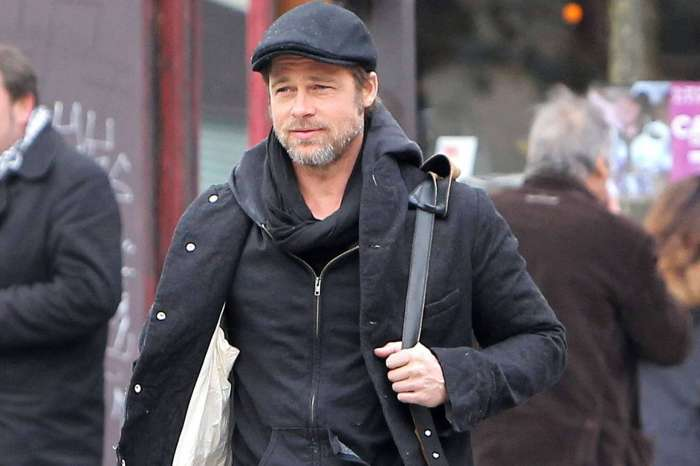 Brad Pitt Has A Profound Reason To Be Thankful This Christmas And Angelina Jolie Has Nothing To Do With It