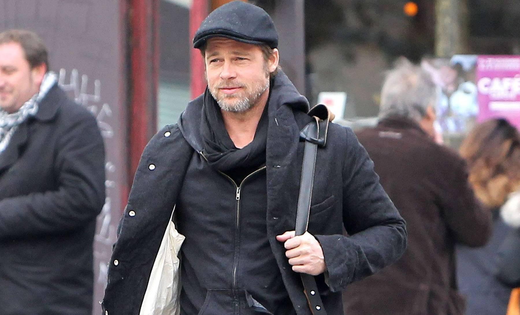 Brad Pitt Angelina Jolie Christmas