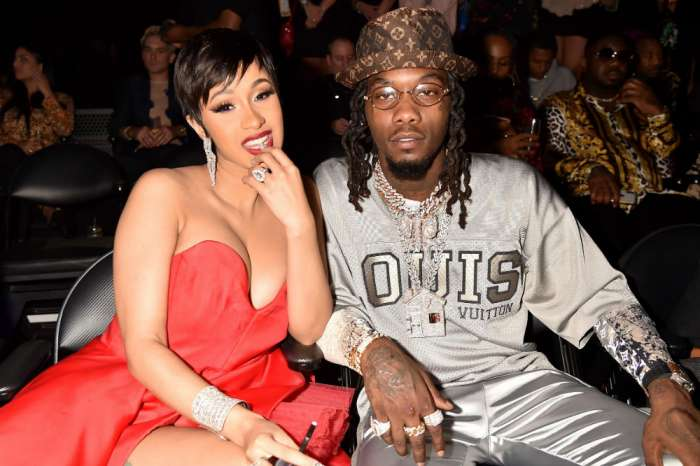 Cardi B And Offset Taking The First Step To Reconciliation?