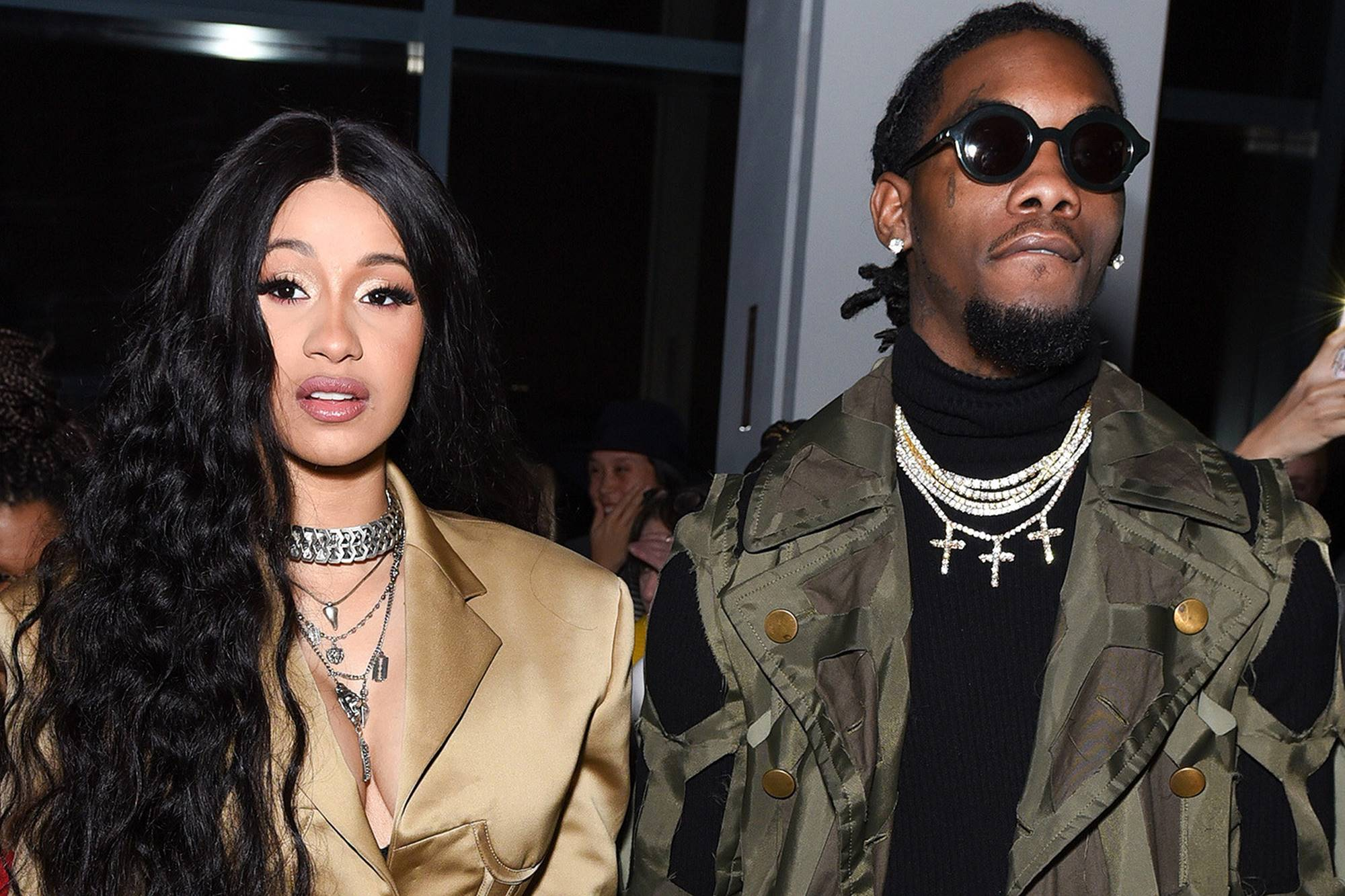 Offset Interrupts Cardi B on Stage, Asks Her to Take Him Back