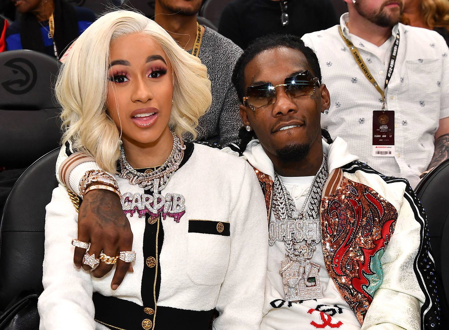 Cardi B Offset Tony Cephus Allegations
