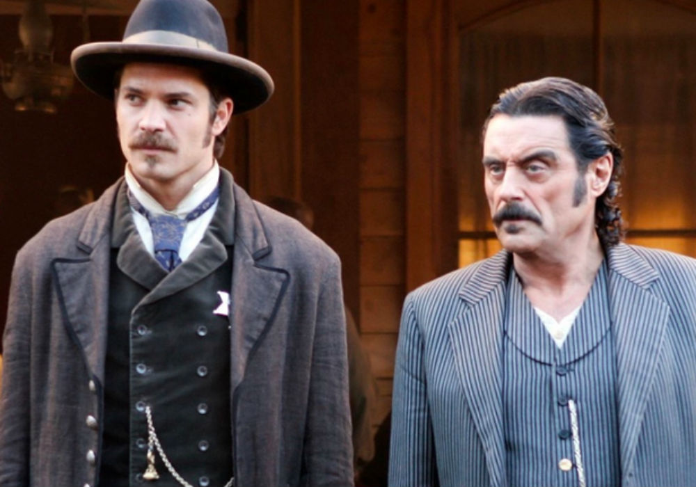 Deadwood' The Movie Drops First Photos From The Secretive Set