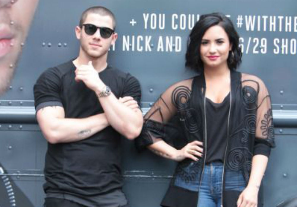 1cb1f69f46450 Demi Lovato Was Reportedly Upset Nick Jonas Didn t Invite Her To His Lavish  Wedding