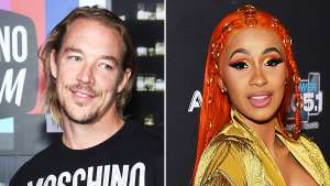 Diplo Flirts With Cardi B - 'I'm Single BTW'
