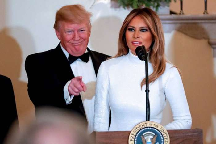 "'Concerned' Melania Trump Is Worried For The Donald's Health As Laura Benanti Vows To ''Make America Xmas Again"" In Hilarious Video"