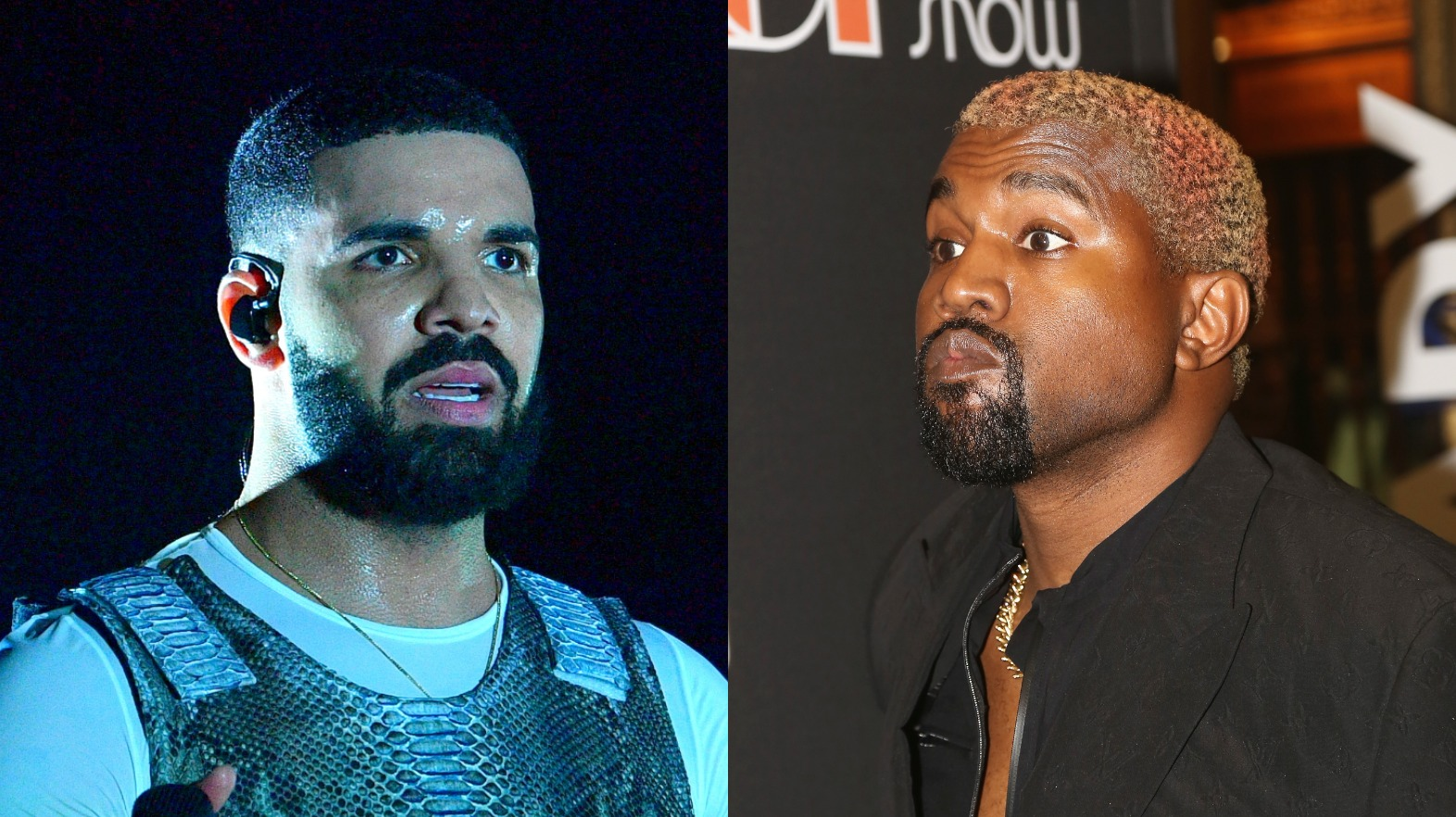 Drake-and-Kanye-West