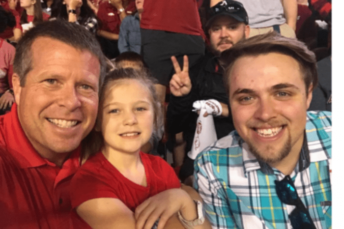 Duggar Family Reportedly In Denial About Jana Duggar's Rumored BF Caleb Williams Sex Abuse Arrest