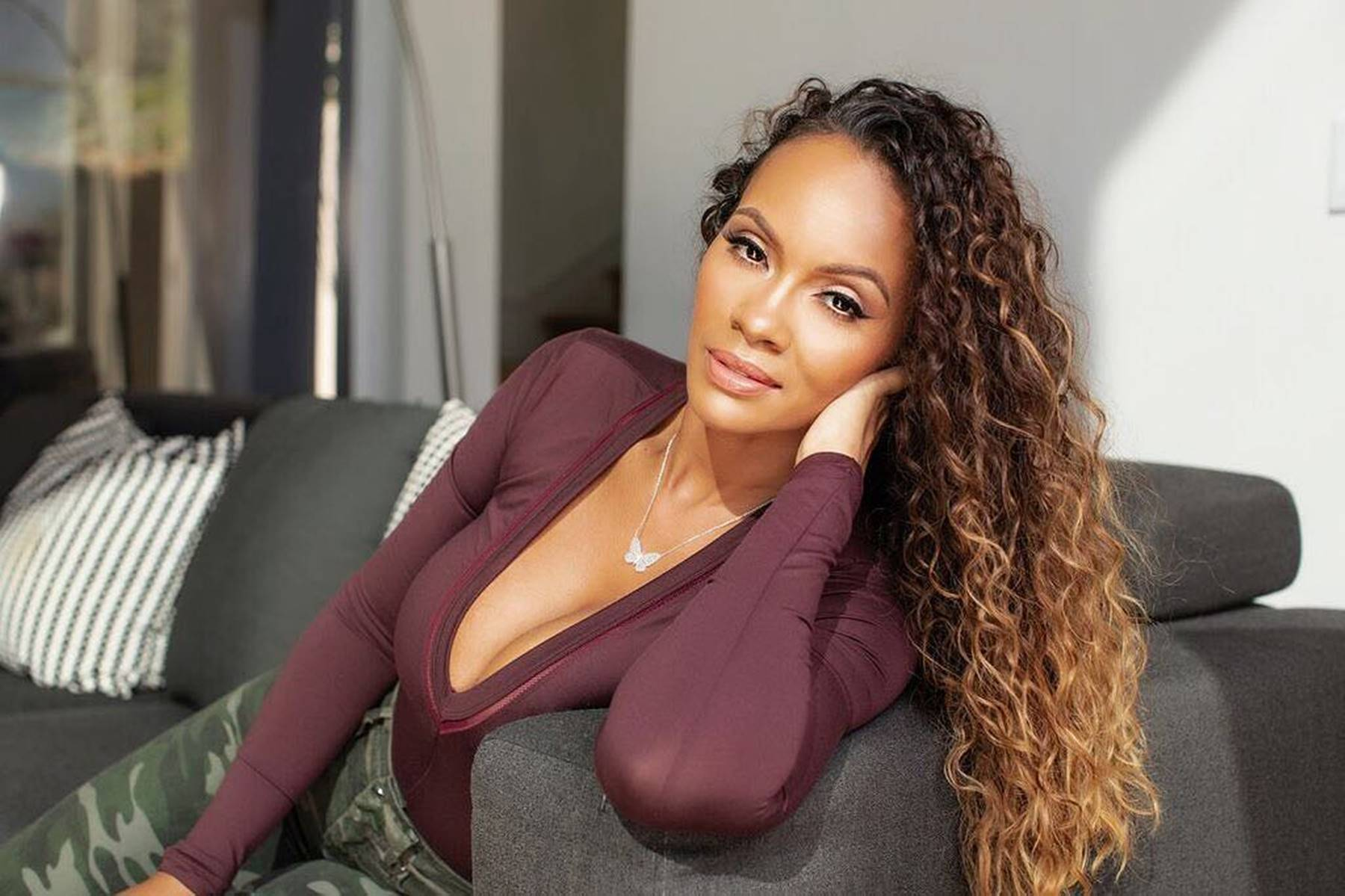 Photos Evelyn Lozada naked (47 images), Feet