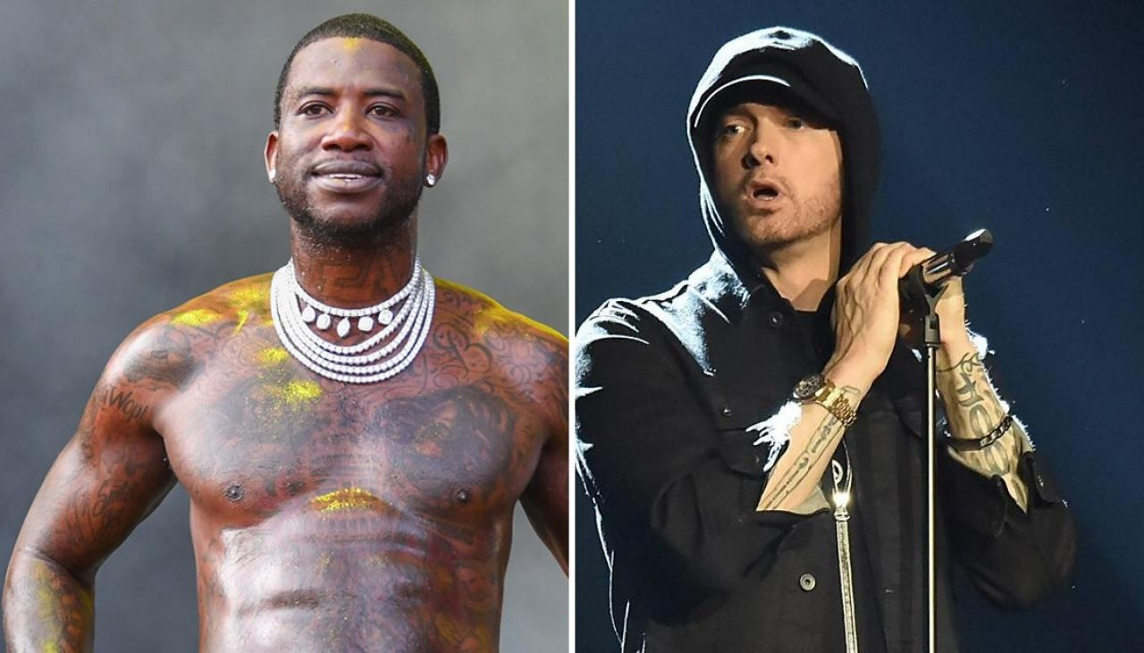 Gucci Mane Believes That Eminem Is Not The King Of Rap Anymore