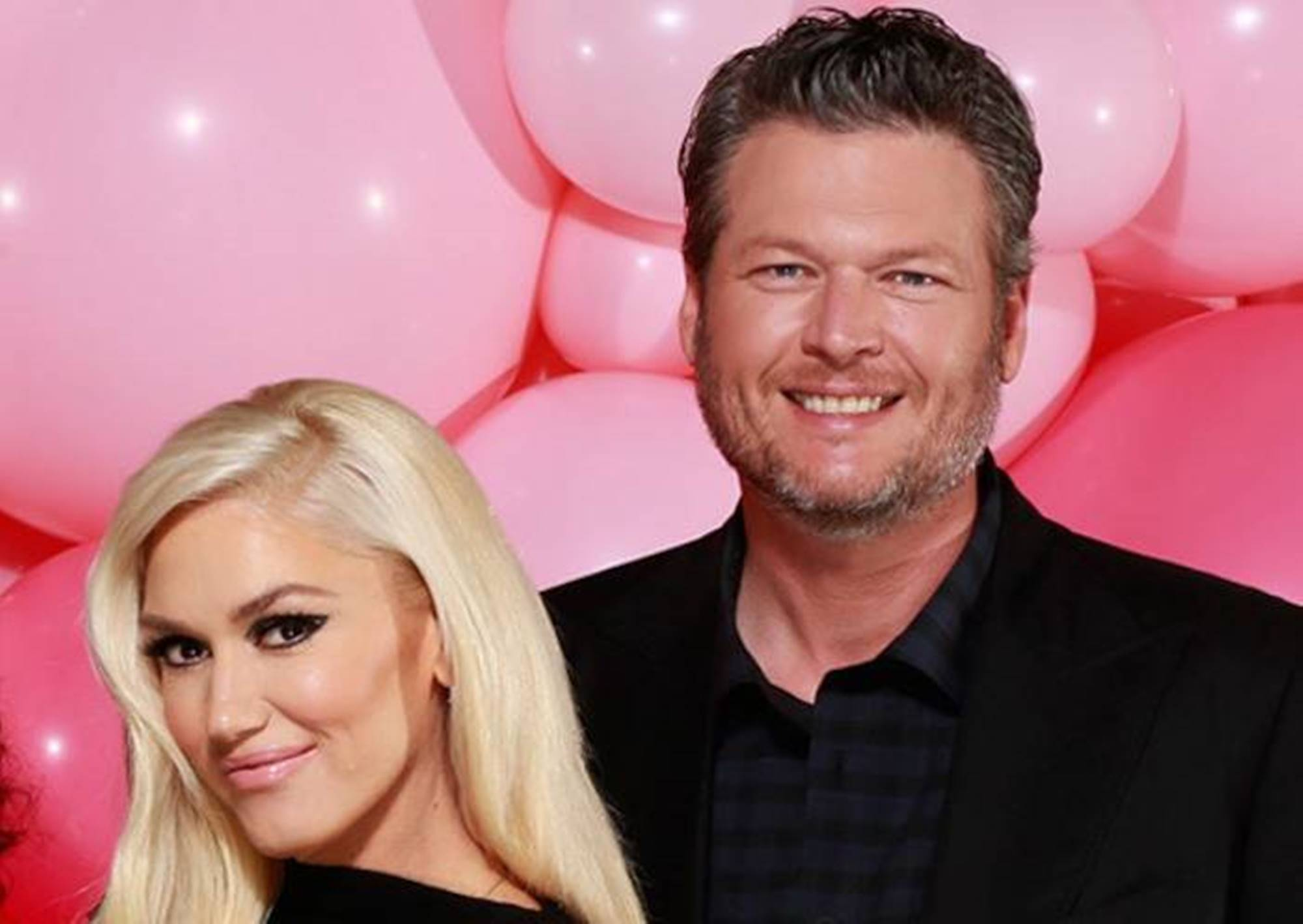 Gwen Stefani Blake Shelton Christmas Day