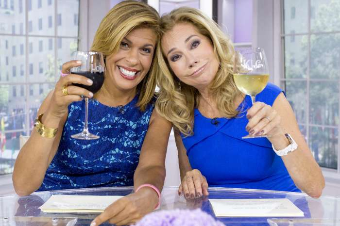 Hoda Kotb Knew Kathie Lee Gifford Was Out Of 'Today' For A Long Time