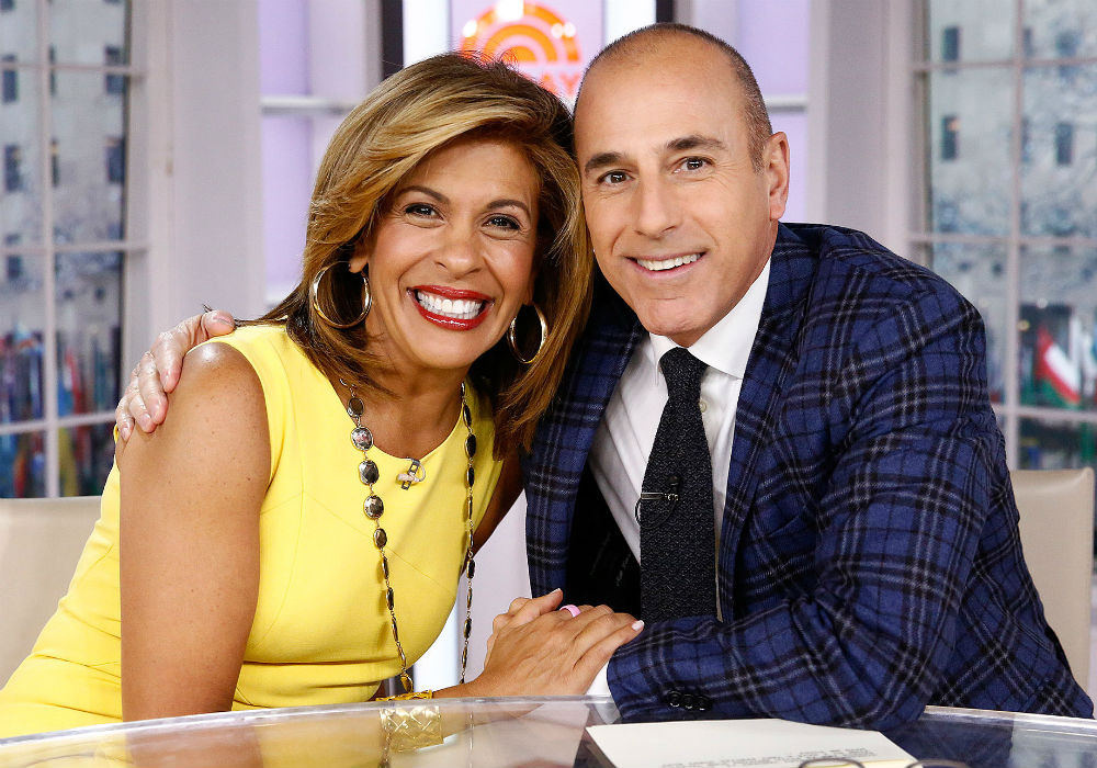 Hoda Kotb Leaving 'Today' Too? Matt Lauer's Replacement Reportedly Caught Complaining About The Show