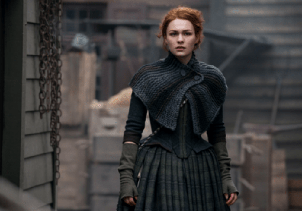 How Outlander Star Sophie Skelton Wishes The Show Would Have Handled Briannas -8050