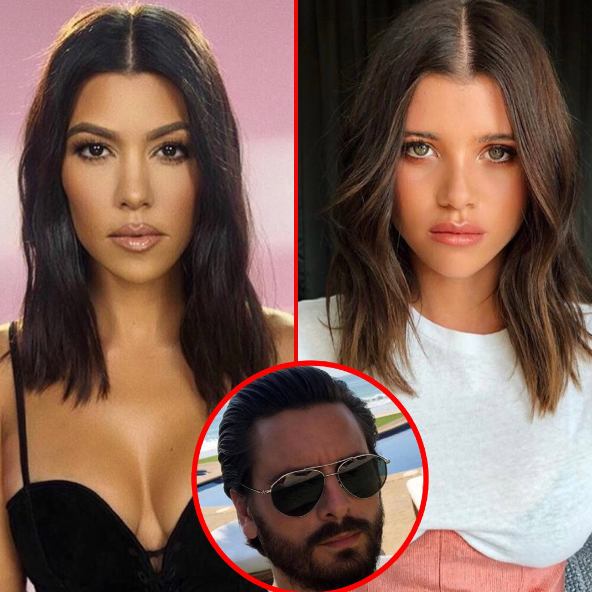Here's The Reason For Which Kourtney Kardashian Became Friends With Sofia Richie And Spent Christmas Together