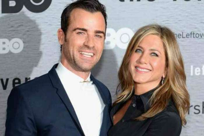 Jennifer Aniston And Justin Theroux Are Reportedly Becoming Friendly Again