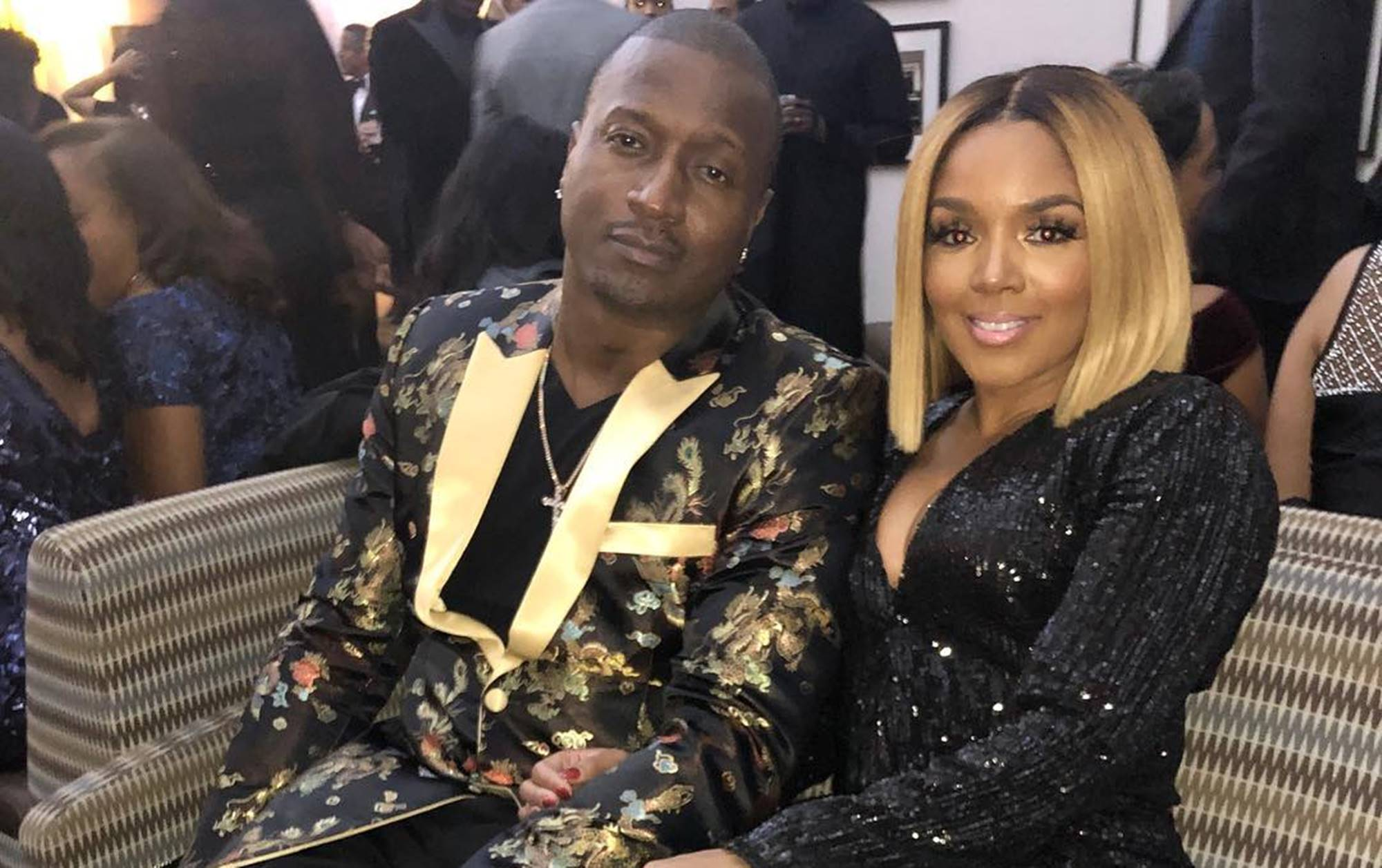 """""""rasheeda-frost-looks-glamorous-and-happy-in-picture-with-miserable-kirk"""""""