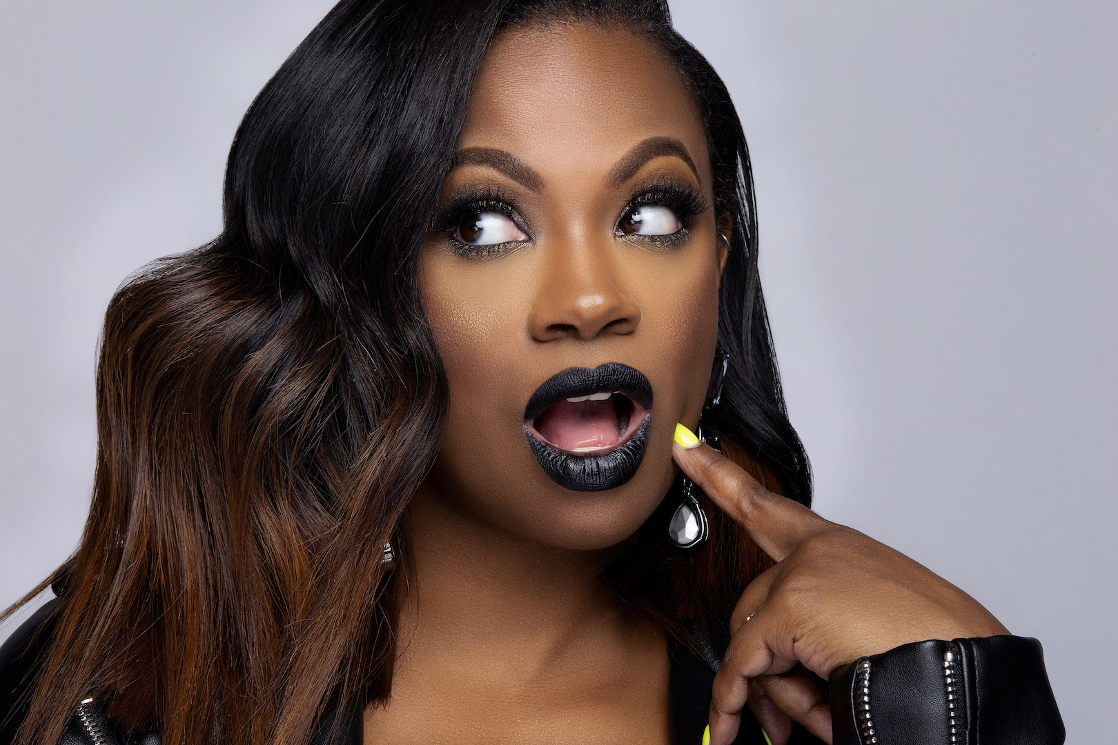 Kandi Burruss' Fans Love That She Knows How To Make Fun Of Herself - Check Out Her Latest Photo