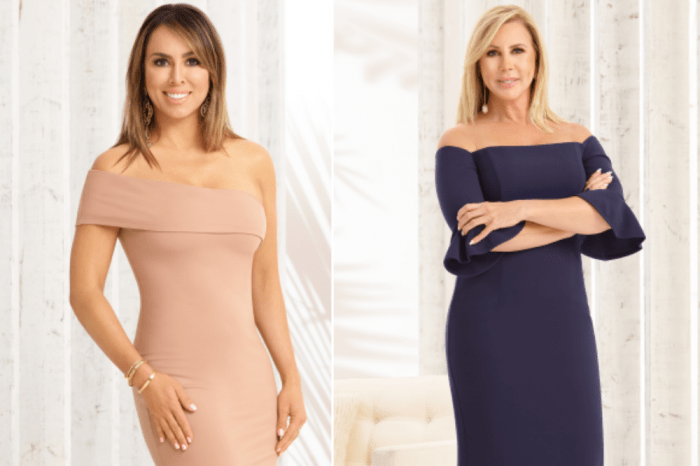 Kelly Dodd Is Not Done With Vicki Gunvalson Yet! 'RHOC' Claims The OG Of The OC Is 'Jealous' Of Her