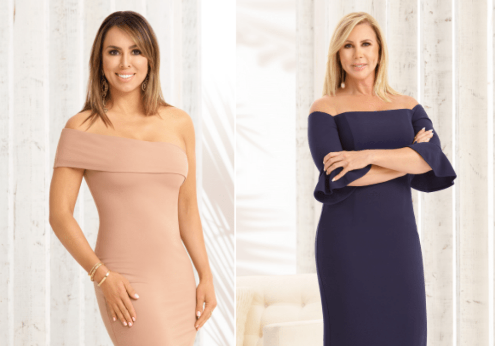 'Kelly Dodd Is Not Done With Vicki Gunvalson Yet! 'RHOC' Claims The OG Of The OC Is 'Jealous' Of Her