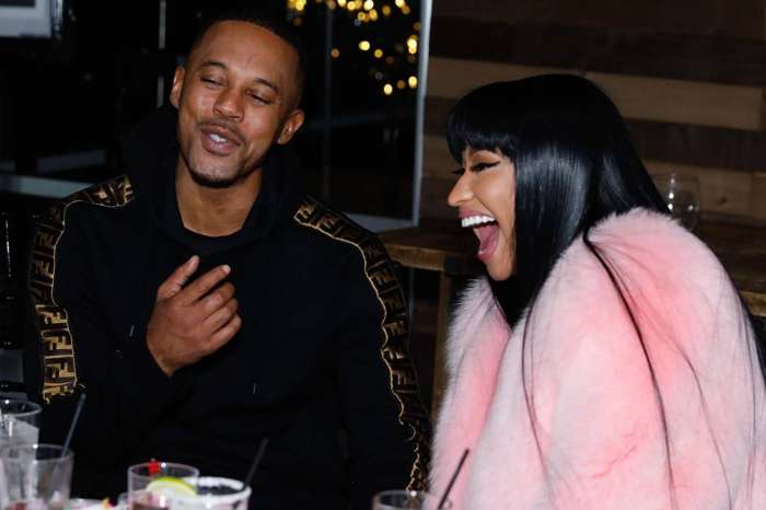Nicki Minaj Writes Sweet Nothings In The Sand For Kenneth 'Zoo' Petty -- Romantic Photos Have Mixed Reactions