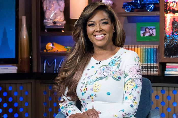 Kenya Moore's NYE Resolution Is To Always Protect And Love Baby Brooklyn - See Her Latest Photo With The Gorgeous Baby