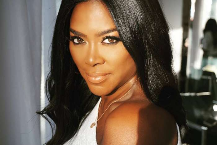 Kenya Moore Shares Beautiful First Family Portrait -- 'RHOA' Fans Were Not Ready For This Photo
