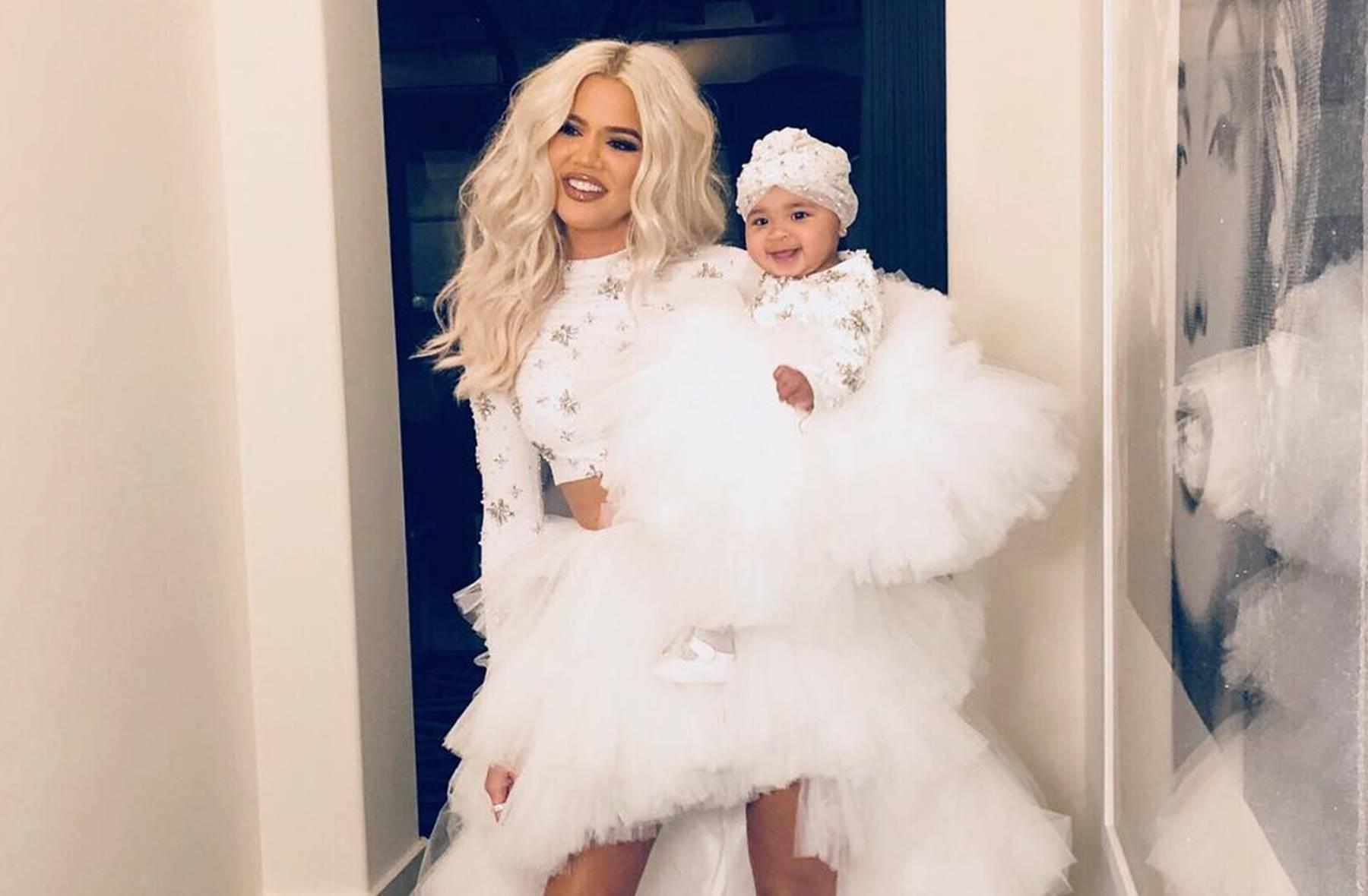 Khloe Kardahian True Thompson Lifelike Dolls