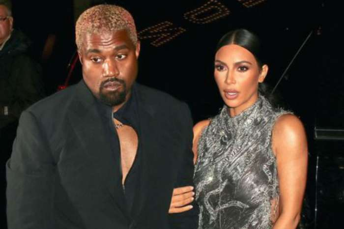 Kim Kardashian Reportedly Begging Kanye West To Leave Twitter After Latest Rants
