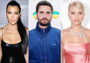 Kourtney Kardashian Is Finally Ready To Place Nice With Scott Disick's Love Sofia Richie