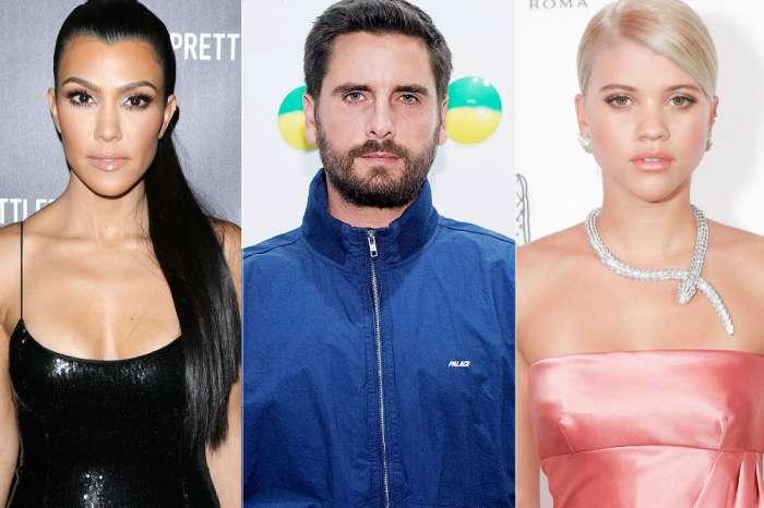Kourtney Kardashian Is Finally Ready To Place Nice With Scott Disick's Love Sofia Richie