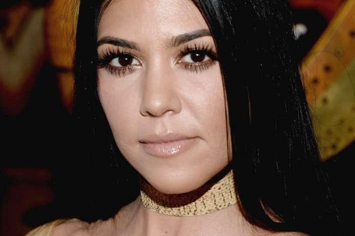 Here's What Kourtney Kardashian Thinks Of Younes Bendjima's Post-Breakup Instagram Posts