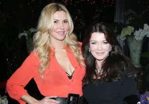 Lisa Vanderpump's Former Bestie Brandi Glanville Thinks It Would Be Smart For Her To Leave 'RHOBH'