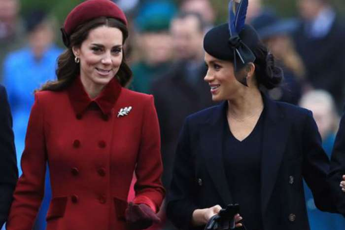 Meghan Markle And Kate Middleton 'Performed' Their Christmas Day Walk Claim Body Language Expert
